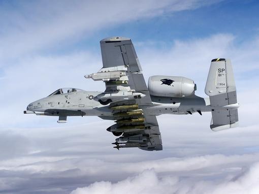 Стальная птица с хищными когтями в виде авиационных и кассетных бомб, готовится подняться в небо. Модернизированная  ... - Изображение 1