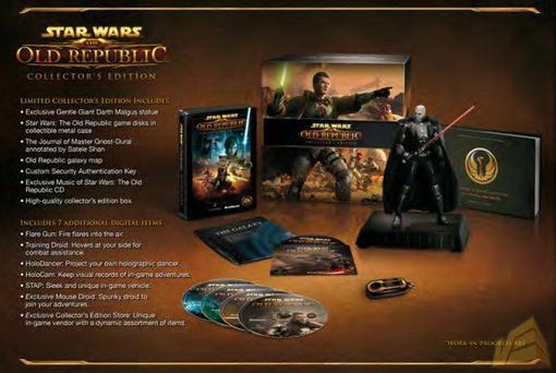 В Сети появились слухи о том, что начало приема предзаказов на MMORPG Star Wars: The Old Republic начнется уже буква ... - Изображение 2