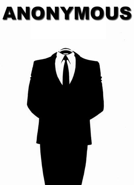 """Хакерская группировка """"Анонимус"""", совершающая атаки на сайты правительственных учреждений и крупных компаний ряда ст .... - Изображение 1"""
