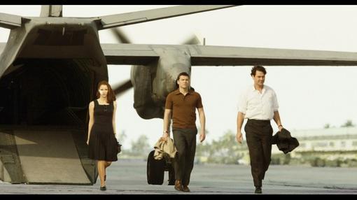 """Фильм """"Расплата""""(The Debt) для всего мира вообще очень не новый: премьера его в мире состоялась аж 2 сентября, а вот .... - Изображение 1"""
