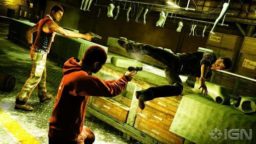 Square Enix выкупила у компании Activision права на ранее отмененный экшен True Crime: Hong Kong. Об этом в интервью ... - Изображение 3