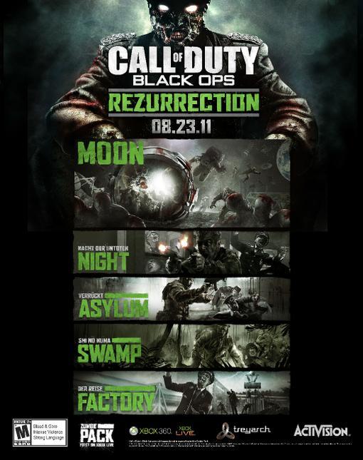 Стало известно, что компания Activision анонсировала новый, и, вероятно, последний мап-пак для Call of Duty: Black O ... - Изображение 1