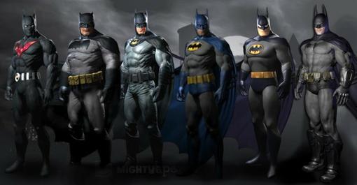 Любители переодевать своих героев должны остаться довольны – в проекте Batman: Arkham City будет несколько вариантов ... - Изображение 1