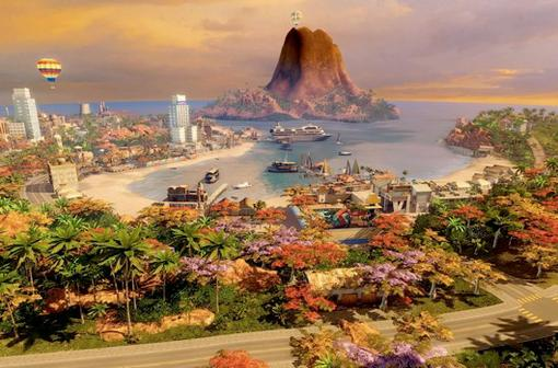 Вскоре мы вернемся на Тропический рай, надежно охраняемый от влияние мирового капитализма бдительным Эль Призеденто  .... - Изображение 1