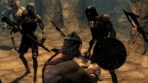 Известно что на минувшей  QuakeCon давали опробовать демо The Elder Scrolls 5: Skyrim и вот собственно впечатления о ... - Изображение 2