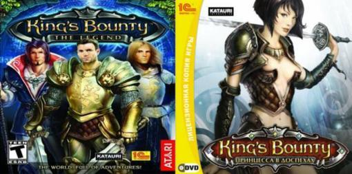 King's Bounty в онлайне! King's Bounty в браузере!! King's Bounty в социальных сетях!!! В такой феномен не кто не хо ... - Изображение 1
