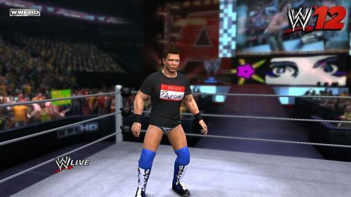 WWE'12  В конце 90-х вышла замечательная игра о американском реслинге под заголовком SmackDown!, которая сразу запол ... - Изображение 1