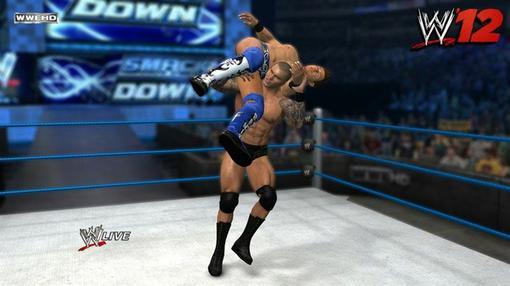 WWE'12  В конце 90-х вышла замечательная игра о американском реслинге под заголовком SmackDown!, которая сразу запол ... - Изображение 2
