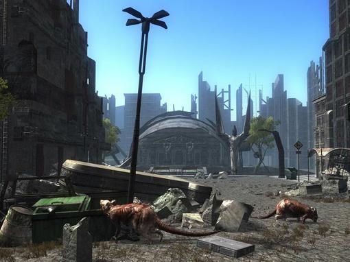 Третья мировая война унесла множество жизней, стерев с лица земли города и села. Выжившие отстроили новые мегаполисы ... - Изображение 1