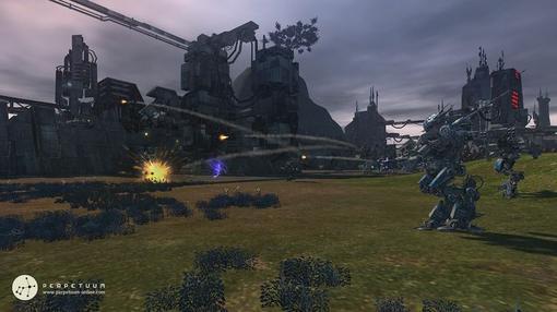 События игры отправят нас на планету, как и достопамятная Железяка, населенную боевыми роботами.  Создатели игры пре ... - Изображение 1