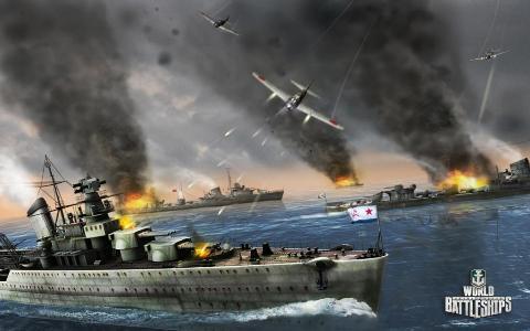 Wargaming.net, известный разработчик и издатель компьютерных игр, представляет вам очередную игру из серии «World of ... - Изображение 1