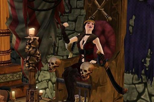 В недалекое, но очень средневековое королевство прибывают пираты Грабвиля и аристократы Богатони, что, вне сомнения, ... - Изображение 1