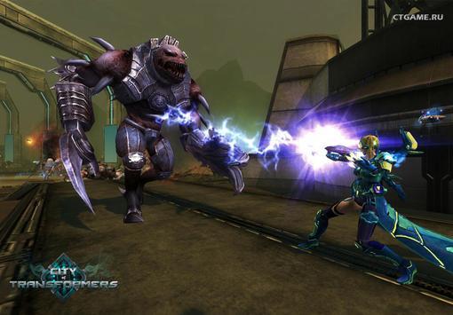 Компания Destiny Developmnent объявила о начале закрытого бета тестирования  ММОРПГ проекта City of Transformers Onl ... - Изображение 2
