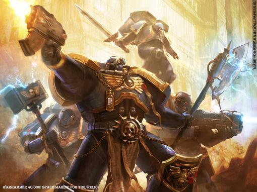THQ подтвердила информацию о демо версии игры Warhammer 40000: Space Marine.   23 августа демо будет доступно пользо ... - Изображение 1
