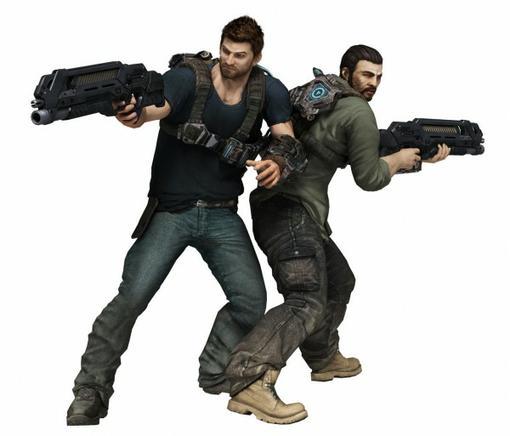 На выставке GamesCom 2011 была представлена рабочая версия шутера Inversion от студии Saber Interactive (TimeShift). ... - Изображение 1
