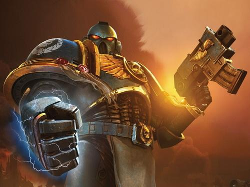 Добрый день,вернувшись с отдыха увидел новый  Warhammer.Захотелось вам поведать немного о нем.  Игроки выступают в р ... - Изображение 1