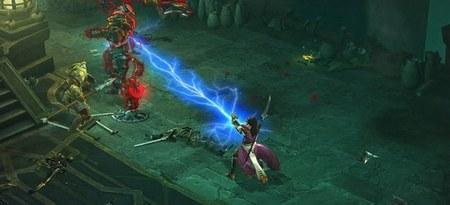 На выставке GamesCom компания Blizzard сообщила о том, что в Diablo III у игроков будет возможность выбрать запредел ... - Изображение 1