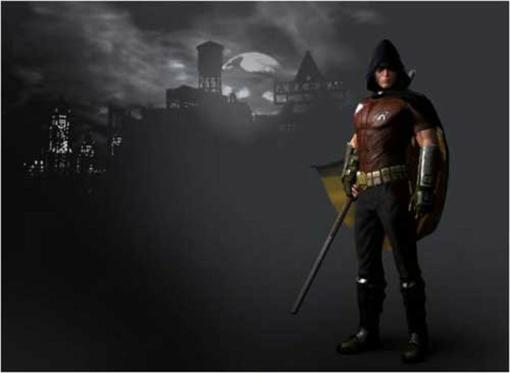 Мы уже писали о том, что в проекте Batman: Arkham City у главного героя будет несколько вариантов костюмов. Оказалос ... - Изображение 3