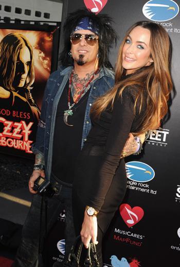 В Голливуде состоялась презентация нового документального фильма 'God Bless Ozzy Osbourne', по-нашему 'Господь благо ... - Изображение 3