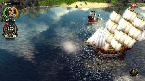 2 августа 2011 года н.э. вышла в массы новая конфетка от студии Paradox Interactive под названием Pirates of Black C ... - Изображение 1