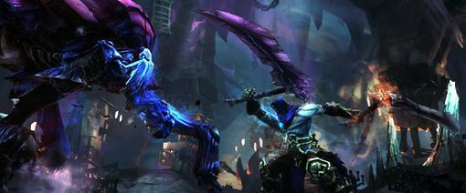 Всем привет,сегодня я расскажу о продолжении игры Darksiders.Еще до начала работ над оригинальным Darksiders, команд .... - Изображение 1