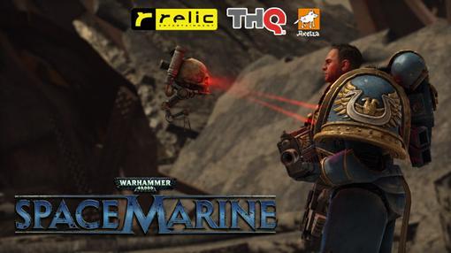 """Компания """"Акелла"""" сообщает, что в сети магазинов """"Союз"""" начались предварительные продажи экшена Warhammer 40000: Spa ... - Изображение 1"""