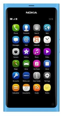 Недавно вышел новый телефон Nokia N9. Это первый телефон Nokia на платформе Mee Go. На панели этого телефона нет кно ... - Изображение 1
