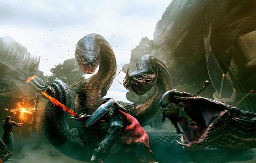 Над созданием ролевого экшена Dragon's Dogma трудятся несколько ветеранов из числа разработчиков Devil May Cry, и вл ... - Изображение 1