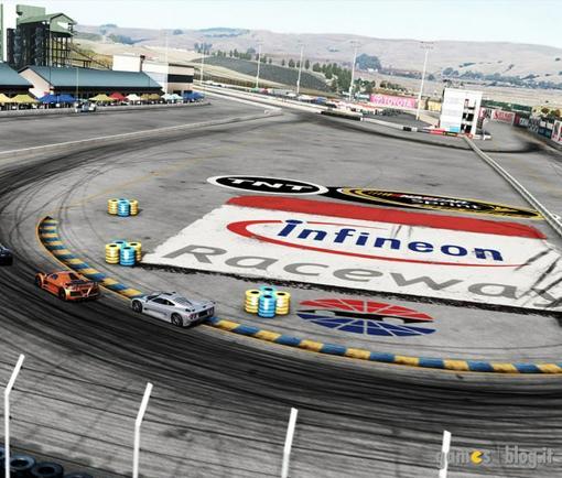 В сети показали 3 новых скриншота гоночной игры Forza Motorsport 4.  Скриншоты: - Изображение 2