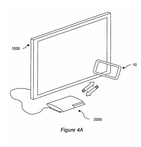 Оказывается Sony имеет с 2009 года патент на технологию, которая очень похожа на ту, что используется в Wii U.  Пате ... - Изображение 2