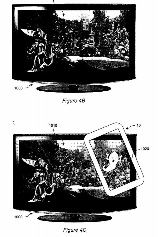 Оказывается Sony имеет с 2009 года патент на технологию, которая очень похожа на ту, что используется в Wii U.  Пате ... - Изображение 3