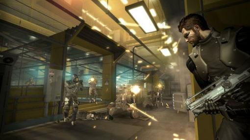 В сети показали данные, согласно UK Чарт, на 1-ом месте вот уже 2 неделю Deus Ex: Human Revolution.  Ниже список топ ... - Изображение 1