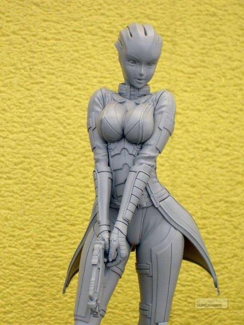BioWare представили статую, изображающую одного из членов команды оригинального Mass Effect (в Mass Effect 2 она был ... - Изображение 1