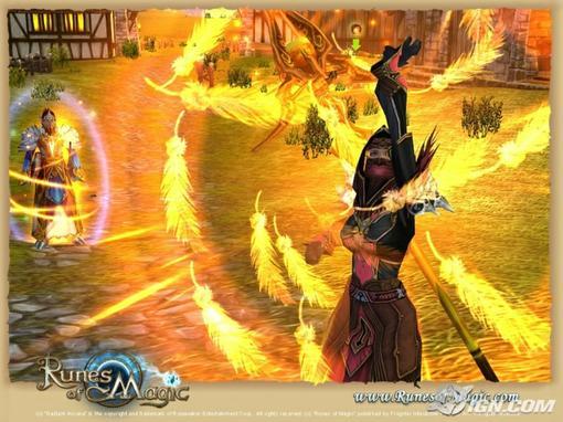 Администрация игры Runes of Magic сообщает о том, что 7 сентября на все сервера будет установлен патч 4.0.1 под назв .... - Изображение 1