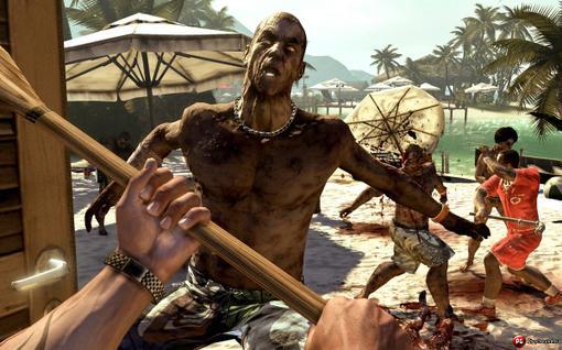 Действие Dead Island происходит на открытом всем ветрам острове – мы можем путешествовать по здешней «песочнице» в к ... - Изображение 1