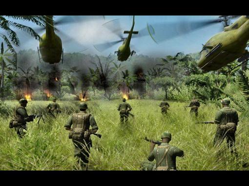 Начавшись как гражданская война в Южном Вьетнаме, конфликт перерос в масштабное противостояние на всей территории ст .... - Изображение 1
