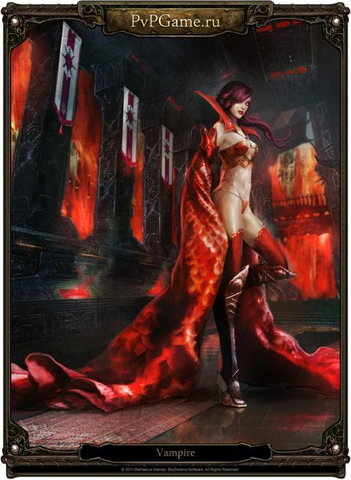 Представляем вашему вниманию пресс-релиз новой браузерной MMORPG от разработчиков «Damascus Games», «SkyDreams-Softw ... - Изображение 3