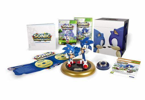 Учитывая тот факт, что грядущая реактивная аркада Sonic Generations - не что иное, как попытка компании SEGA отметит ... - Изображение 1