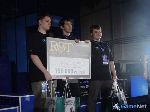 Закончился турнир WCG Russia 2011. Завершились невероятнонапряженные матчи, убавились споры о том, какая команда сил .... - Изображение 2