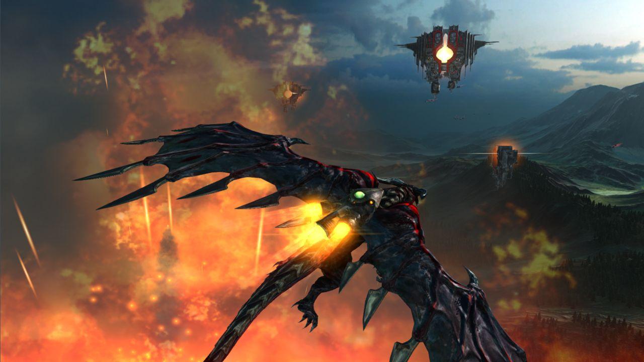 Охота на монстров в dragon 2019s dogma online начнется 20 апреля