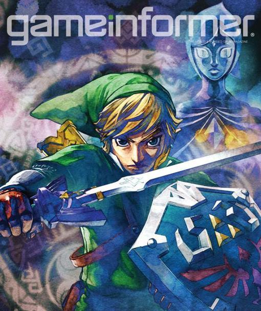 Новый номер Gameinformer посвящён 25-летию серии Legend Of Zelda, статья написана на 24 страницы, а также в новом но ... - Изображение 1