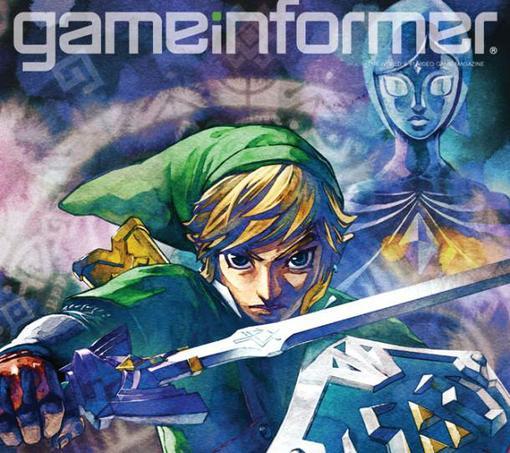 Новый номер Gameinformer посвящён 25-летию серии Legend Of Zelda, статья написана на 24 страницы, а также в новом но ... - Изображение 2