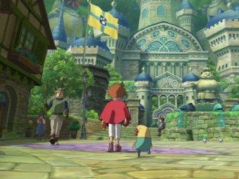 """Версию игры Ni no Kuni (The Another World или """"Другой мир"""") для консоли PlayStation 3 выпустят в Америке в начале 20 ... - Изображение 1"""