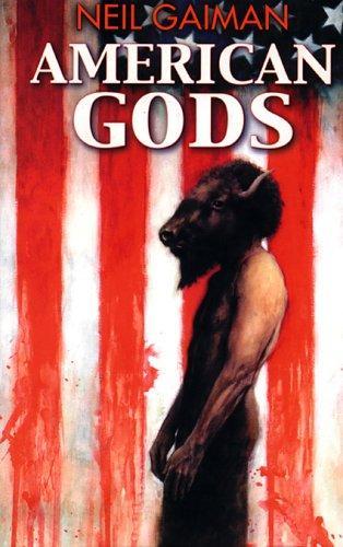 """""""Американские боги"""".Первое что я вспоминаю когда слышу это название,это имя.Нил Гейман,человек написавший как миниму ... - Изображение 1"""