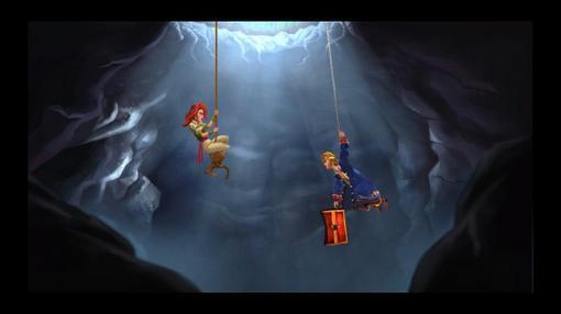 Monkey Island. (Остров обезьян)Я уже писал о двух классических квестах LucasArts, это Dat of Tentacle и Full Thro ... - Изображение 3