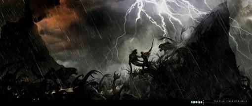 """Следующий фильм про Ричарда Риддика """"Хроники Риддика: по следам мертвеца"""" мы сможем увидеть уже в 2012 году, хотя оф ... - Изображение 1"""