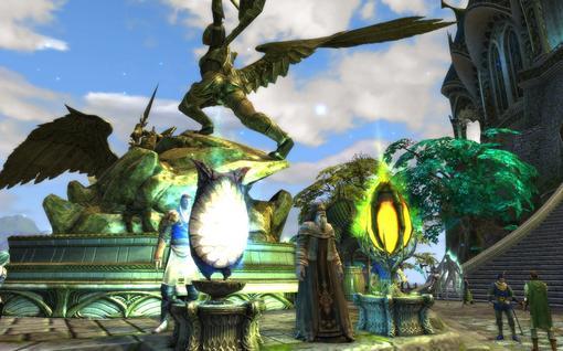 Компания Belver сообщает о ходе локализации и подготовке к закрытому бета-тестированию MMORPG RIFT.  На сегодняшний  ... - Изображение 1