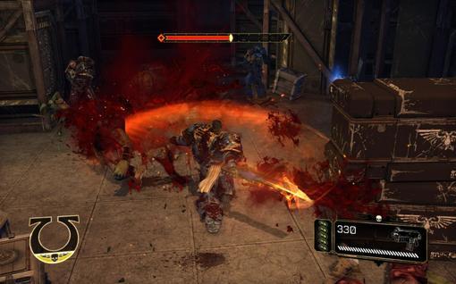 """Не так давно вышла довольно-таки неплохая игра под названием """"Warhammer 40,000 Space Marine"""", ориентированная в осно ... - Изображение 2"""