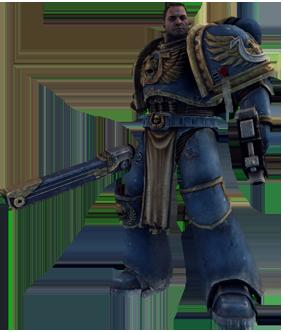 """Не так давно вышла довольно-таки неплохая игра под названием """"Warhammer 40,000 Space Marine"""", ориентированная в осно ... - Изображение 1"""