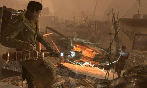 Вот и пришло то время когда авторы Fallout New Vegas должны выложить все карты на стол, и до рассказать историю о за ... - Изображение 2